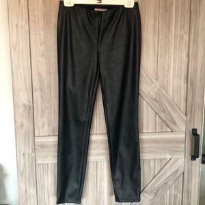 Tommy Hilfiger Vegan Leatherette Pants